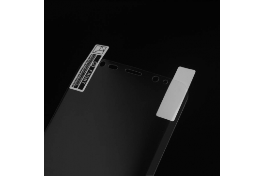 Protective hybrid film for RUGGED TRAVELER SR10